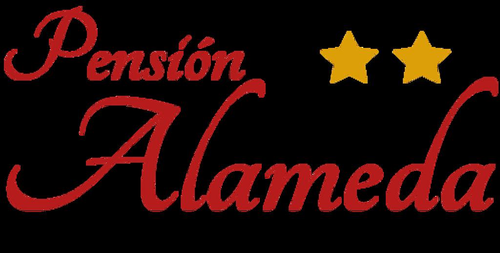 Pensión Alameda logo