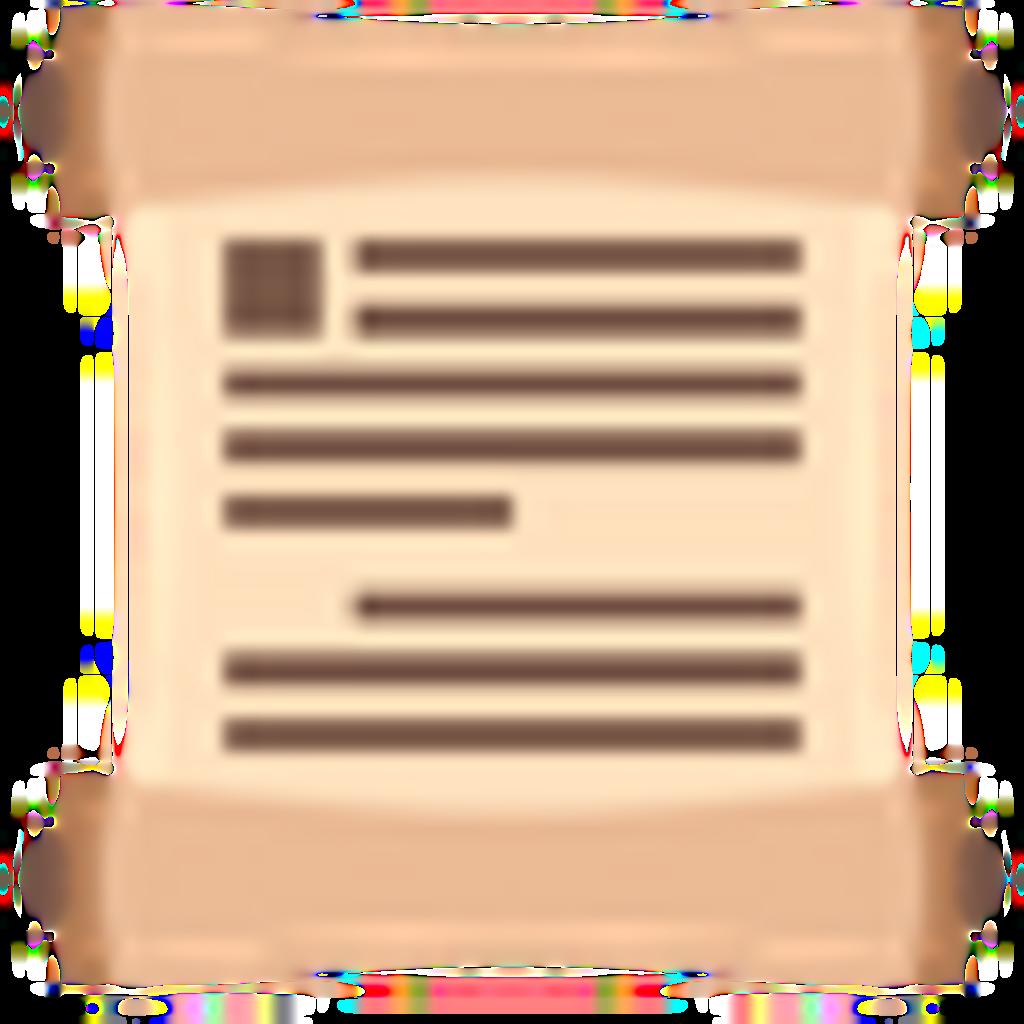 Picto papier manuscrit (formation)