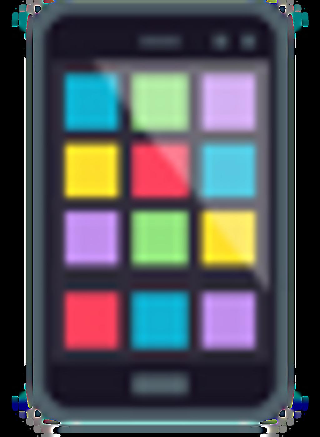 Picto téléphone mobile (Lik)