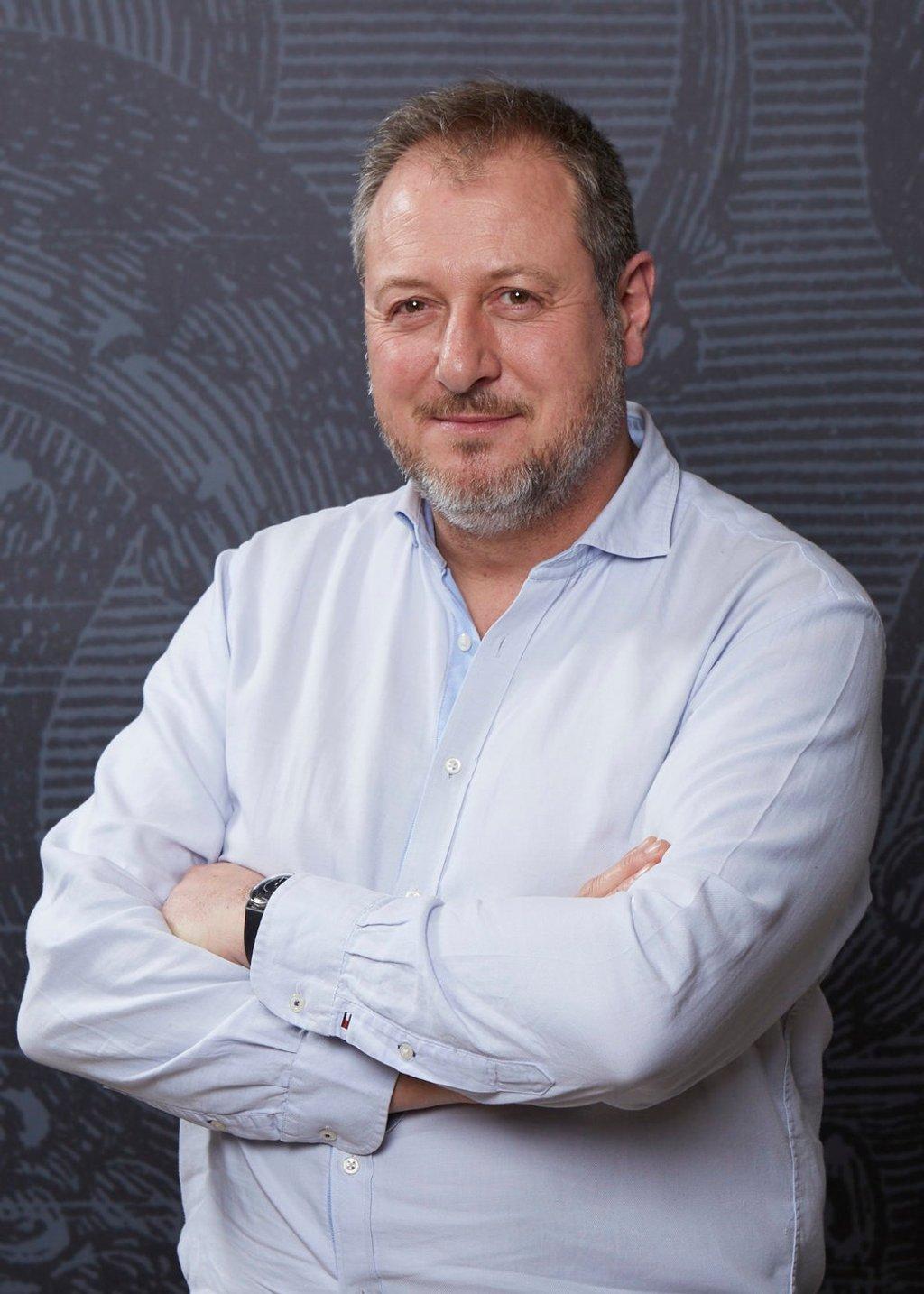 Photo du mentor Bertrand Wolff