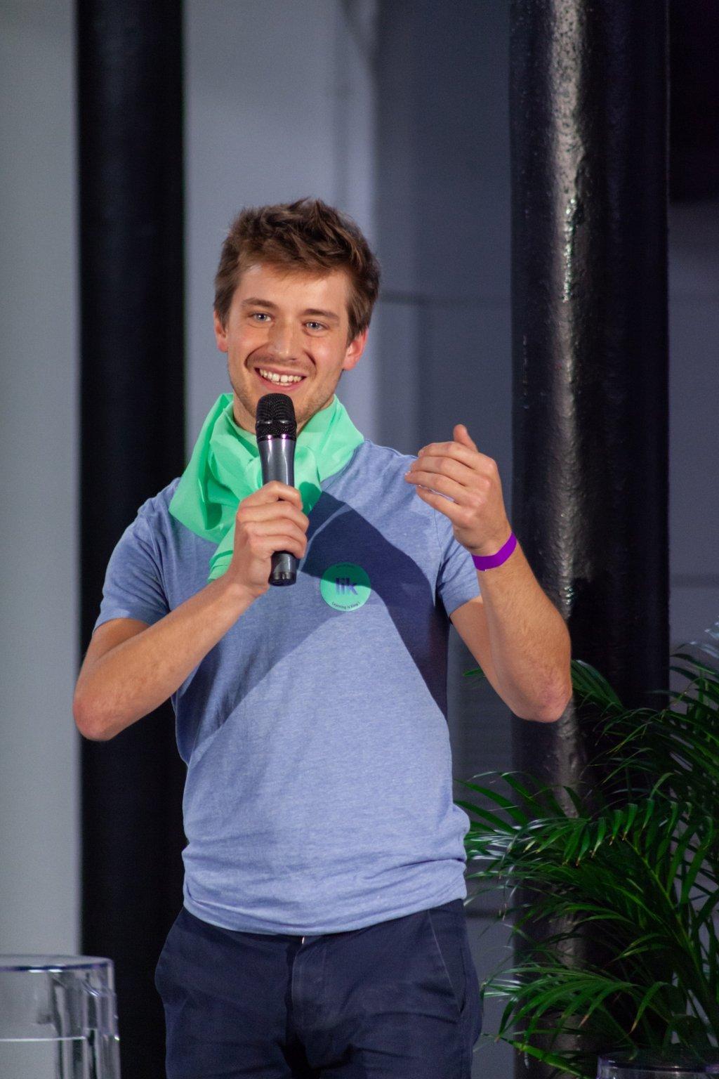 Photo du mentor Raphaël Maisonnier