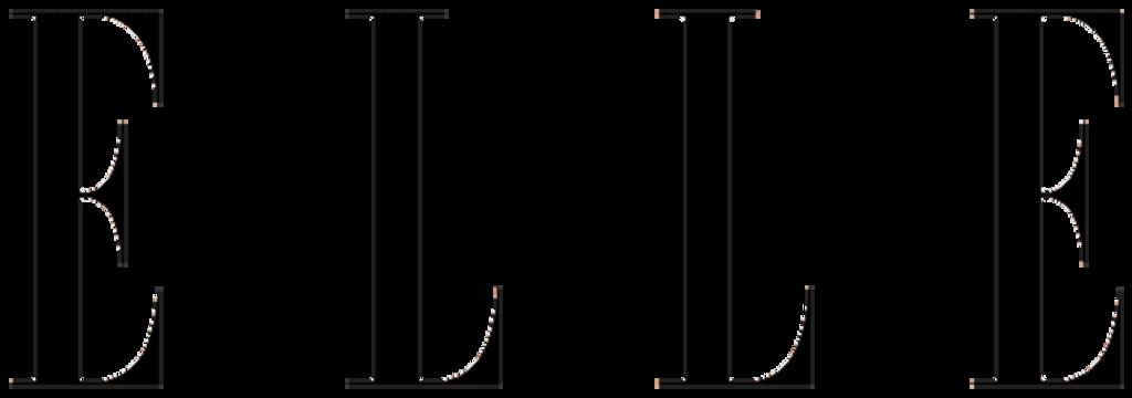 Logo de la marque ELLE