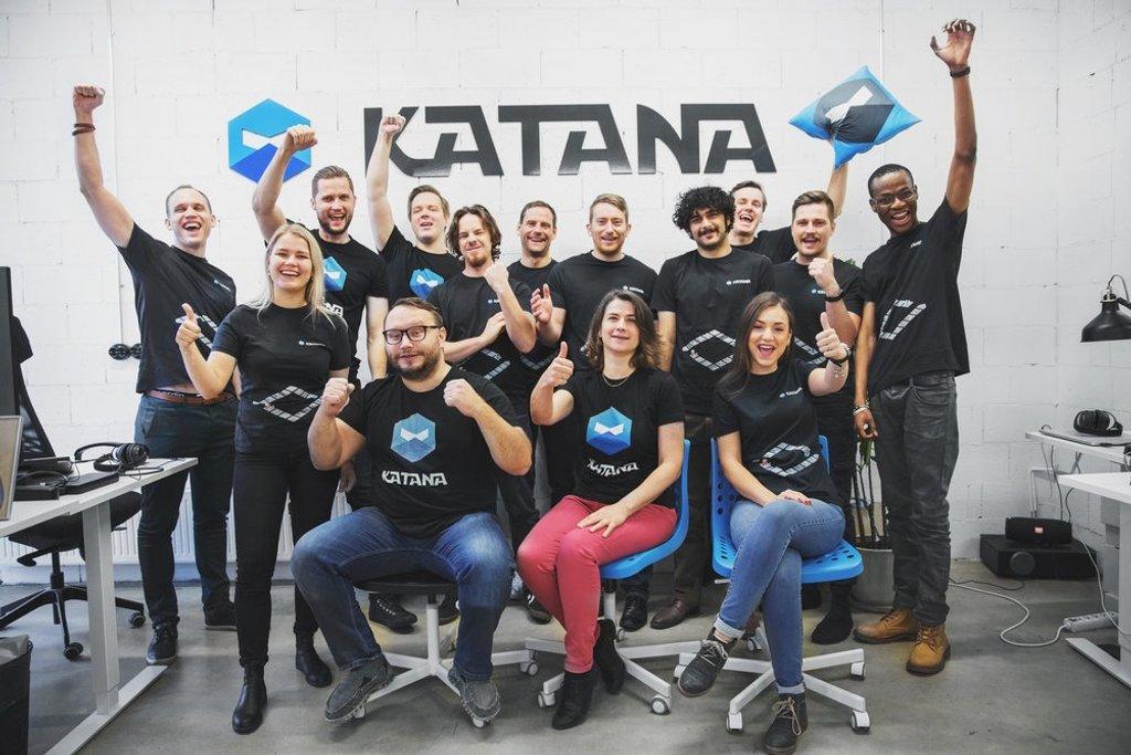 Katana MRP Team