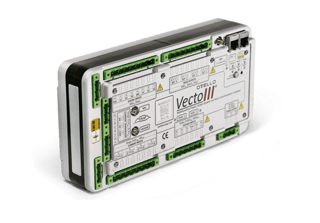 CT LAB OTELLO Vecto-III Power Quality Meter