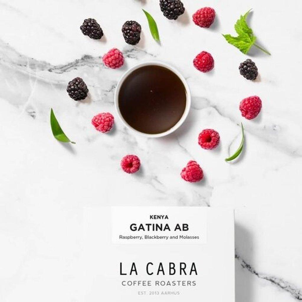 La Cabra Coffee testimonial of Katana MRP