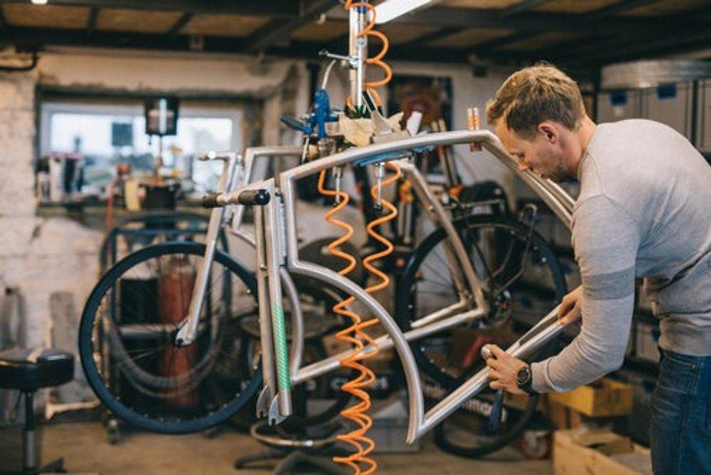 Viks Bikes testimonial of Katana MRP