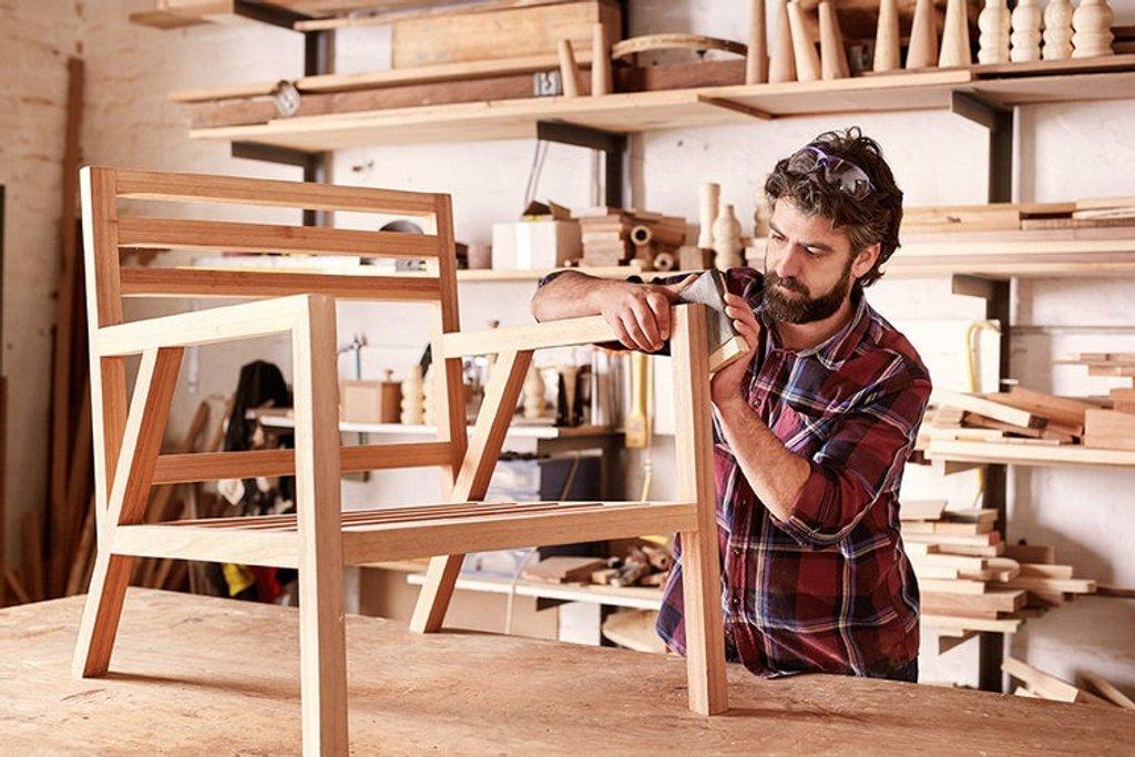 Woodwork production with Katana MRP