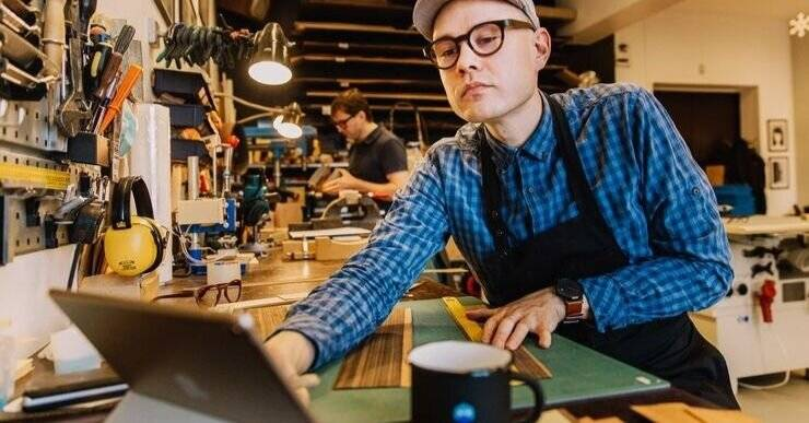 Craft production still needs to take advantage of automation as their businesses begin to grow.