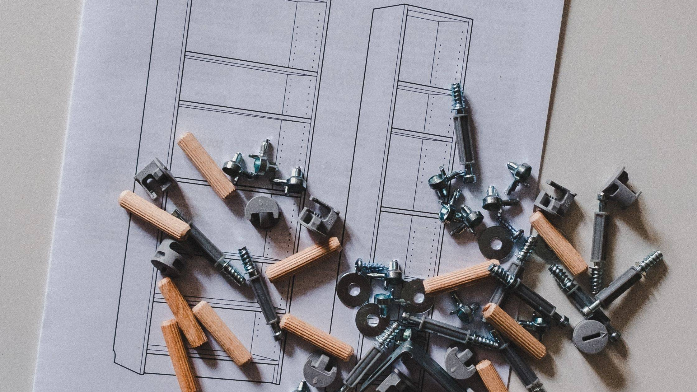 Bill of materials allows your employees, newbies, or veterans, understand exactly how to build something.
