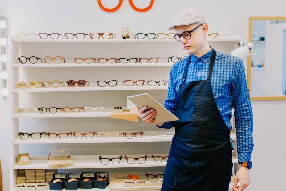 """Manufacturing businesses like the guys at """"Framed"""" need to make sure their order fill rates are as high as possible. Their brand's success is tied to how reliable they are in delivering to customers."""