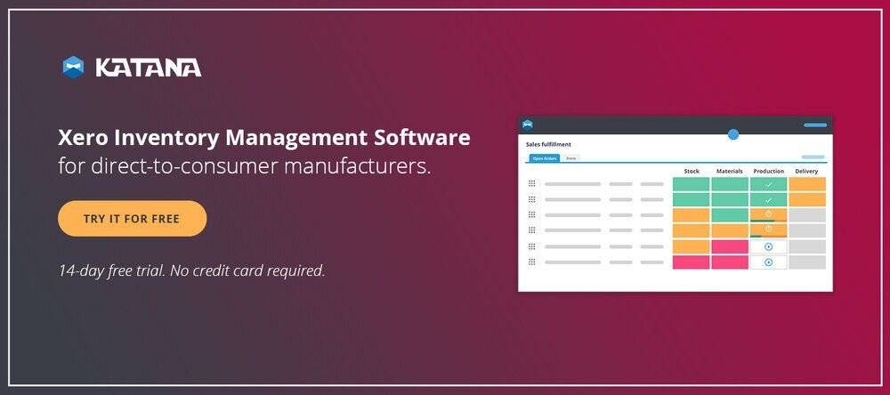 Xero Inventory Management Software.