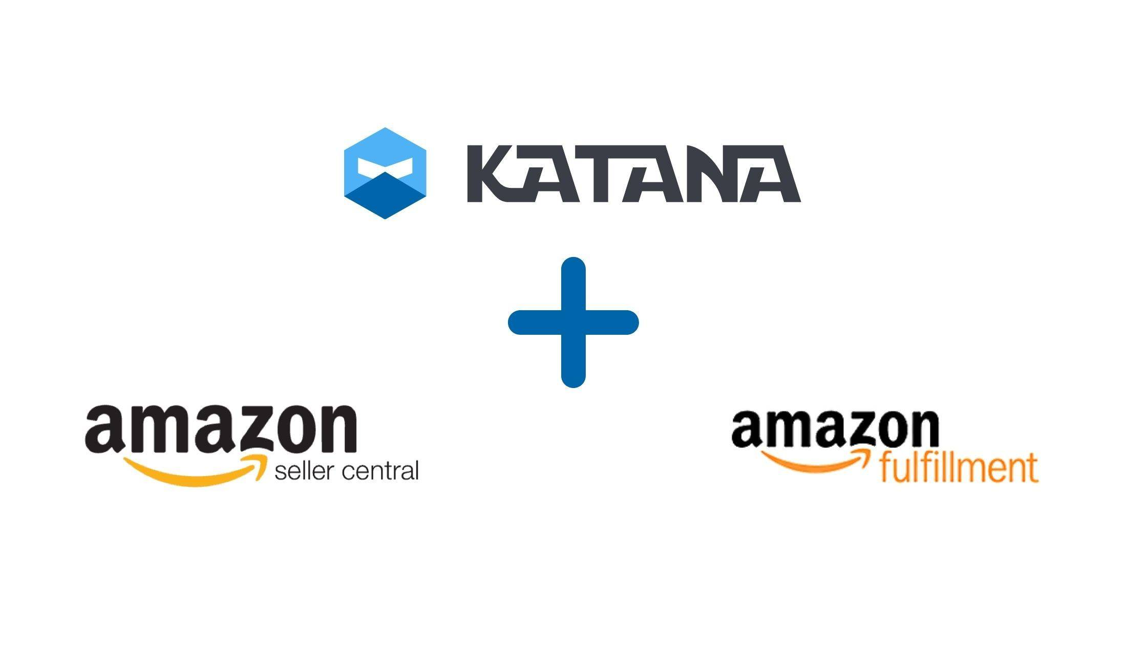 Katana x Amazon integration gives users the power of automation in a matter of minutes.