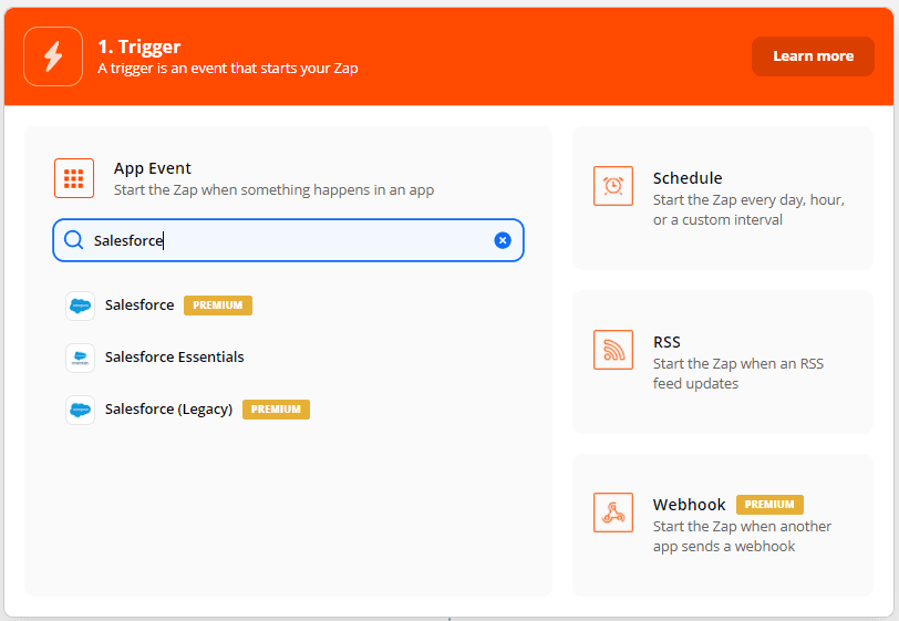 Get order imports from Salesforce to Katana with the Zapier integration.