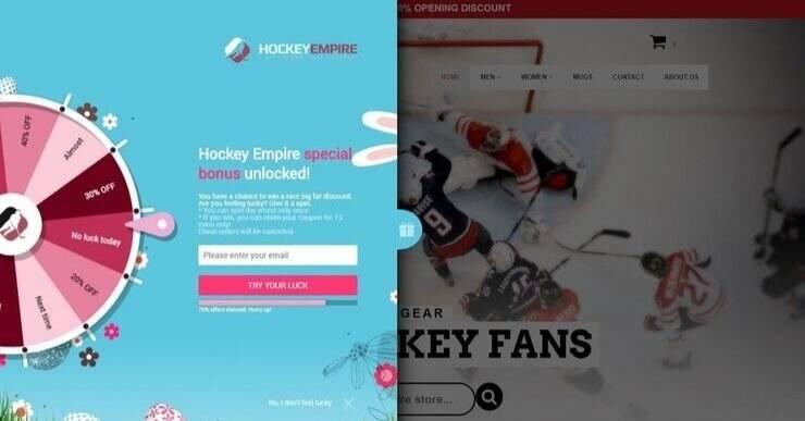 Wheelio Shopify App.