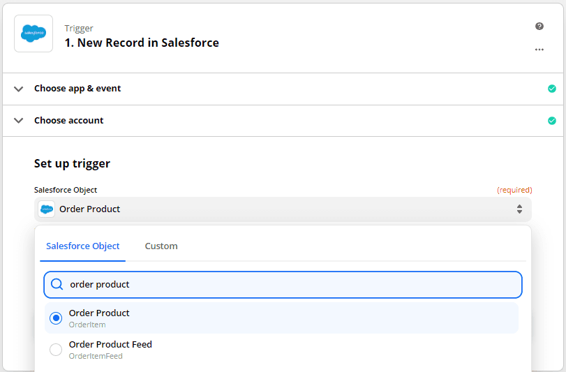 Katana x Salesforce order imports to centralize your manufacturing workflow.