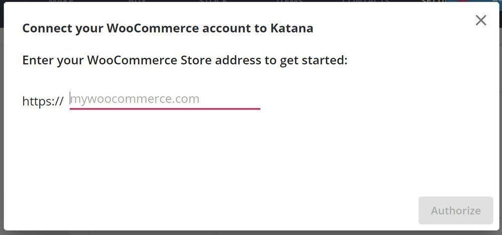 manage inventory WooCommerce outside of WooCommerce.