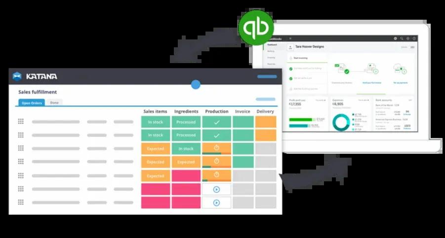 QuickBooks and Katana Inventory Integration